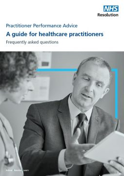 Link to Guide for healthcare practitioners resource