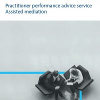 Read more: Guide to assisted mediation