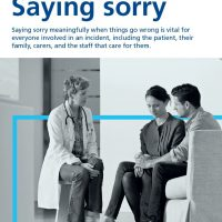 Read more: Saying sorry