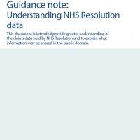 Read more: Understanding NHS Resolution data