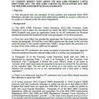 Read more: Local dispute resolution protocol for GP premises disputes