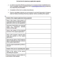 Read more: Online appeal form for pharmacy market entry appeals