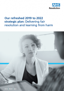 Read more: Our refreshed 2019-2022 strategic plan
