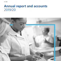 Read more: Annual report and accounts 2019/20