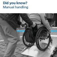 Read more: Manual handling