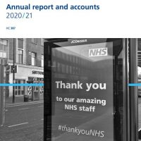 Read more: NHS Resolution publishes Annual report and accounts for 2020/21