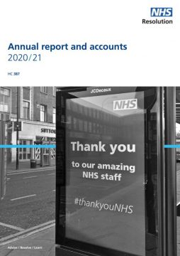 Read more: Annual report and accounts 2020/21